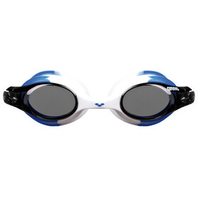 arena X-Lite Goggles Kids blue white-smoke